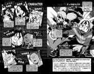 Volume 11 (Vigilantes) Character Page