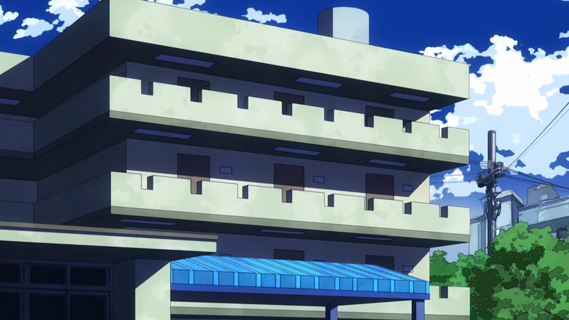 Uraraka Apartment