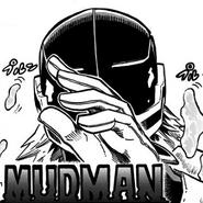Mudman Manga Portrait