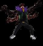 Kai Chisaki and Shin Nemoto One's Justice 2 Design