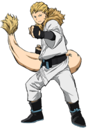 Mashirao Ojiro Winter Costume (Anime)
