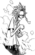 Toshinori Yagi Civilian