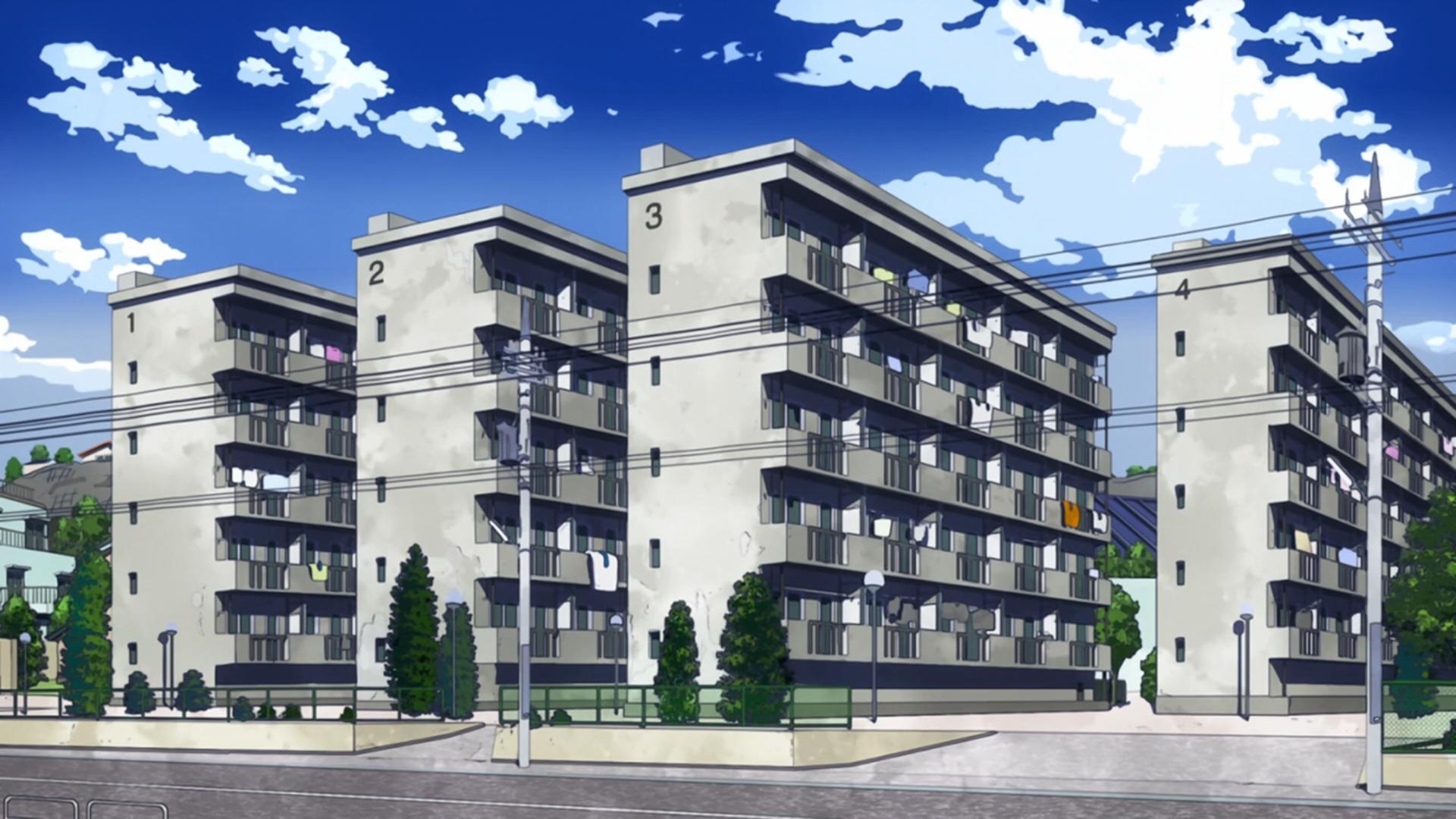 Midoriya Apartment