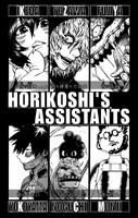 Volumen 8 asistentes