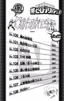 Tabla de contenido Vol12