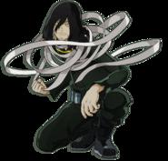 Shota Aizawa One's Justice Design