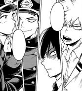 Katsuki, Shoto, Inasa & Camie