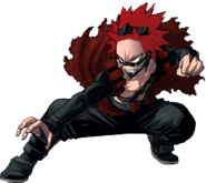 Red Riot Color
