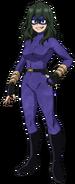 Setsuna Tokage Hero Costume (Anime)