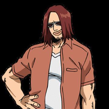 Kenji Hikiishi My Hero Academia Wiki Fandom