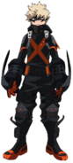 Katsuki Bakugo (World Heroes Mission)