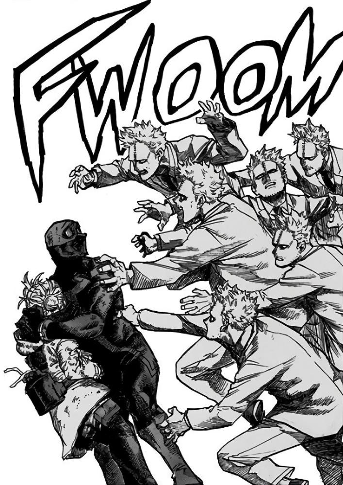 Jin Bubaigawara vs. Tomoyasu Chikazoku