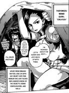 Momo's abilities