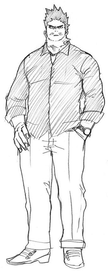 Enji Todoroki