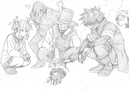 Chapter 295 Sketch