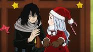 Shota correcting Eri about holidays