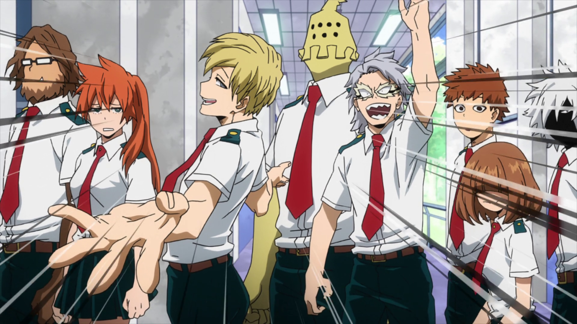 Neito reveals that all of Class 1-B passed.png