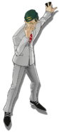Mirai Sasaki One's Justice 2