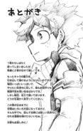Volume 2 (Team-Up Missions) Author's Comment