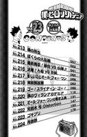 Tabla de contenido Vol23