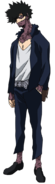 Dabi anime profile
