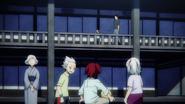 Todoroki siblings playing in Shoto's flashback