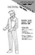 Volume 19 Danjuro Tobita Profile