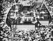 Aerial view of Tartarus Prison