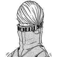 Best Jeanist manga headshot