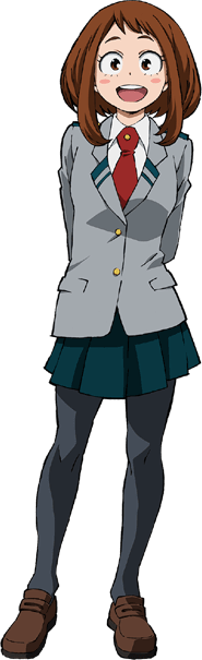 Ochako School Uniform Full Body.png