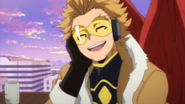 Hawks talks about his ideal world for heroes