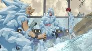 Shoto vs villains 3