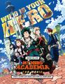 My Hero Academia The Movie Poster 2 English