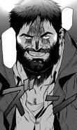Knuckleduster con barba