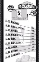 Tabla de contenido Vol5