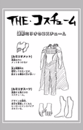 Volume 16 Lemillion Costume