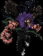 Kai Chisaki and Shin Nemoto One's Justice 2 Artwork
