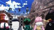 Provisional Hero License Exam Arc anime