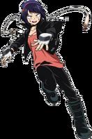 Кьёка Джиро в своём геройском костюме