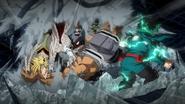 Ryukyu Squad crashes into the battlefield