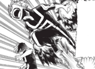 Katsuki passes Shoto