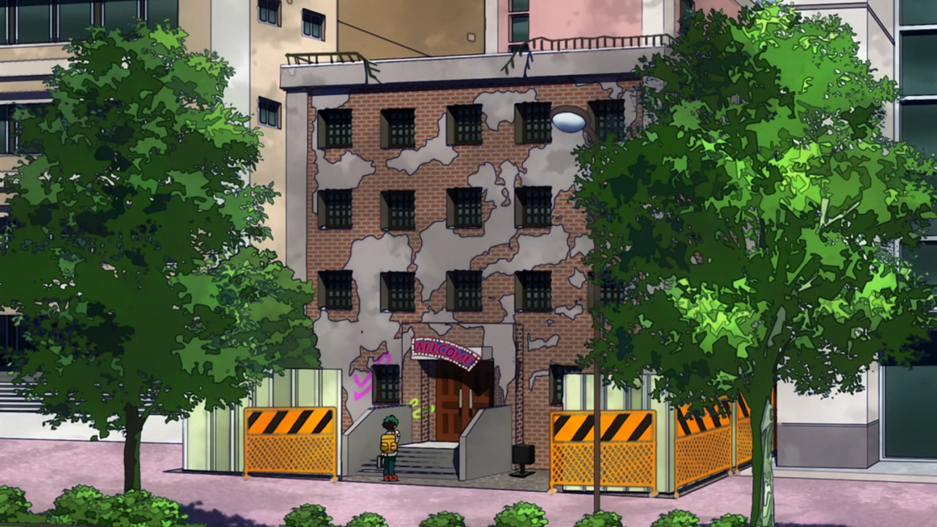 Gran Torino's Apartment
