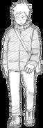 Hiroshi Tameda Civilian Profile