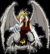 Ryuko Tatsuma Dragon Form (Anime)