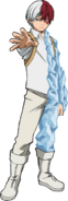 Shoto Todoroki hero profile