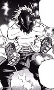 Kendo Rappa Villain Costume