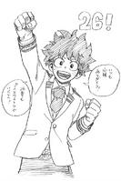 Izuku Midoriya Vol26