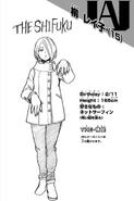Volume 23 Reiko Yanagi Profile