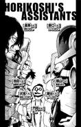 Volume 12 Horikoshi's Assistants