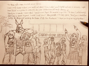 Horikoshi's Message to Fans SDCC 2018